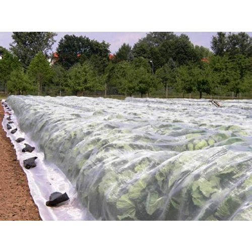 Agroterm fátyolfólia 3,2mx100m 50g/m2 fehér