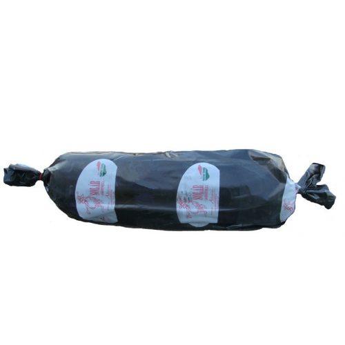 TOAFR fekete fólia  4,2mx0,12x80m