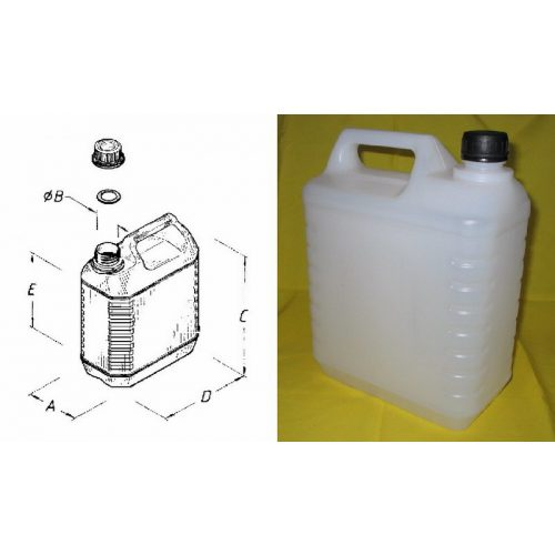 10 L kanna Pannon Effekt K/32 (12 db/cs)