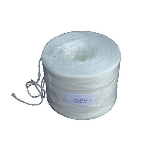 1000 m/kg natúr PP zsineg, Agrotex (2 kg/tek)