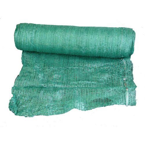 7,5mx50m, zöld raschel háló (36 g/m2)
