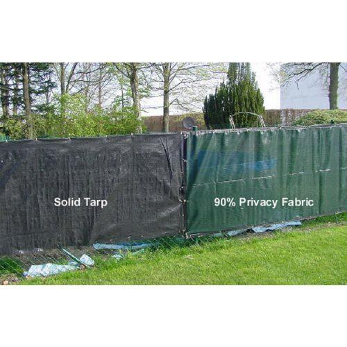 kerítésháló sötétzöld 90 g/m2 1,5mx50m