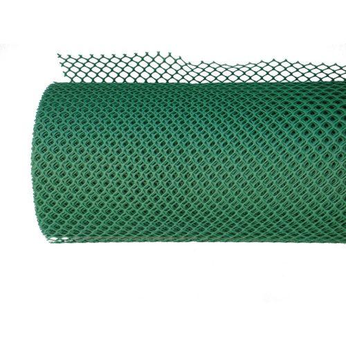 BN-100, 1mx30m zöld baromfirács (22mmx22mm szemméret)
