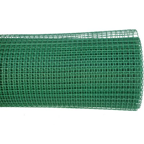 K-100/10, 1mx25m zöld kertirács (10mmx10mm szemméret) CUADRANET 14