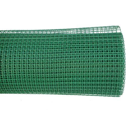 K-100/45, 1mx25m zöld kertirács (44mmx44mm szemméret)