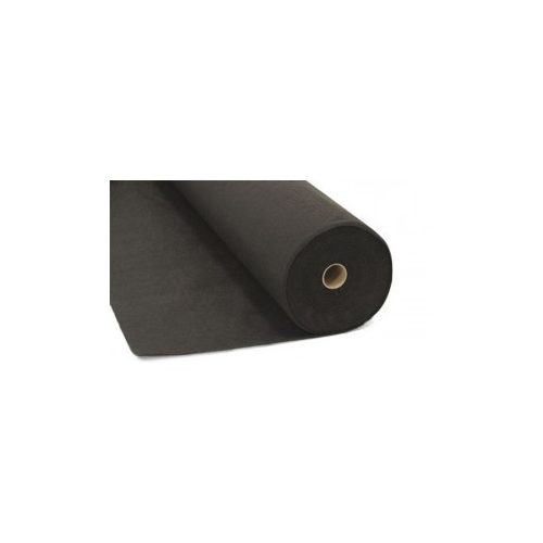 Geotextil nemezelt 150 g/m2 fekete 2x100 m